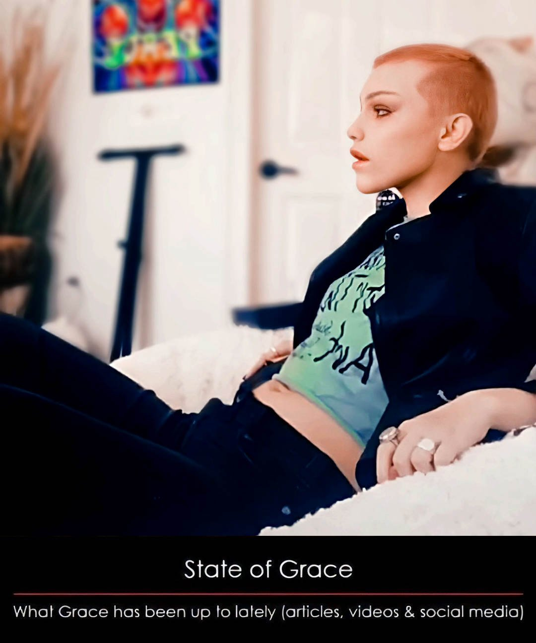 VanderVault State of Grace: The Grace VanderWaal Digital Archive